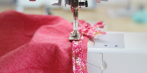 sewing machine work